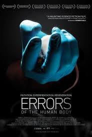 extra large movie poster image for errors of the human body