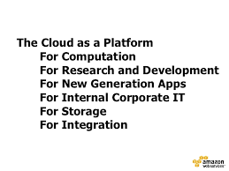 amazon cloud drive black friday stored at facilities the cloud as a platform by jinesh varia
