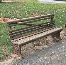 Antique Parsons Bench Antique Church Pew Ebay