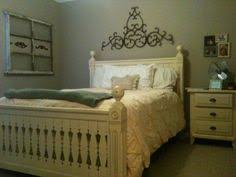Shabby Chic Guest Bedroom - summer shabby chic bedroom with lots of details and textures