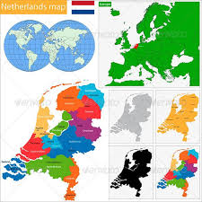 netherlands location in europe map best 25 netherlands map ideas on map infographics