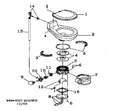 toilet repair valve 385314349 water valve for dometic pedal