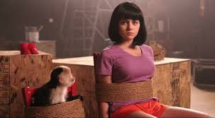 bust the monday blues dora the explorer made into a movie