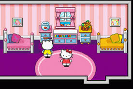 play kitty happy party pals nintendo game boy advance