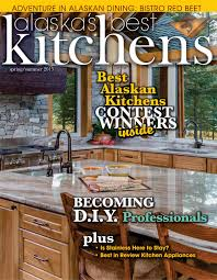 recent winners alaska s best kitchens this is the ideal kitchen for the entertaining household the homeowners and their kitchen designer hollie ruocco of creative kitchen designs