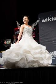 Katniss Everdeen Costume Katniss Everdeen Wedding Dress U2014 Bonkyubombgirl Studios