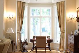 luxury window treatments home office traditional with custom made