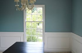 Pictures Of Wainscoting In Dining Rooms 8 Tricks To Diy Wainscoting Pender U0026 Peony A Southern