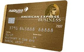 Business Card Credit American Express Gold Card Product Detail