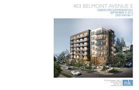 Stream Belmont Apartments Seattle by 403 Belmont Ave E U2013 Seattle In Progress
