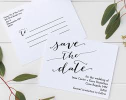 Save The Date Postcards Save The Date Cards Templates Pacq Co