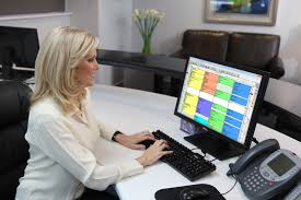 the dentrix office manager