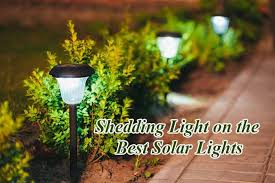 Light On Landscape 10 Best Solar Lights In 2018 Reviews And Top Picks Solar