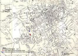 map uk harrogate st george s house northern orphanage harrogate
