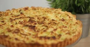 quiche cuisine az recette tarte aux poireaux et gruyère