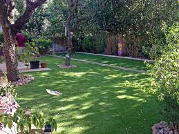 Backyard Hill Landscaping Ideas Lawn Services Oak Hills California Paver Patio Backyard