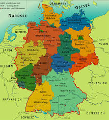 map of germany and surrounding countries with cities map of germany and surrounding countries with cities creatop me