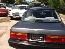 90 honda accord 1990 honda accord 4dr sedan dx lx 4 door car