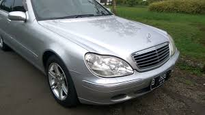 mercedes benz s class w220 start up u0026 in depth review indonesia