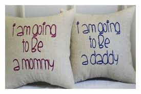expecting gift expecting a baby expecting parents pillow expecting parents gift