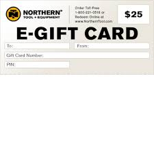 e giftcard e gift card 25 00 northern tool equipment