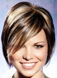 short brown hair with light blonde highlights brown hair with blonde highlights