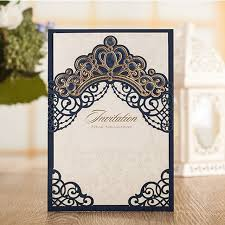 wedding invitation set aliexpress buy free printing 50pcs wedding invitations 2017
