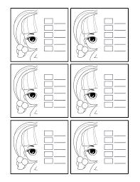 doodle 4 blank sheet freebies
