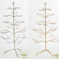 wire tree ornament holder decore
