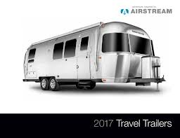 Airstream Travel Trailers Floor Plans by View Airstream Brochures Rv Literature