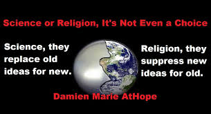 science facts should make religious belief impossible damien