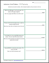 14 best 2nd grade multistep word problems images on pinterest