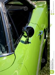 lime green sports car stock images image 889944