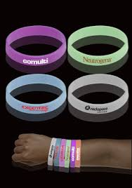 pink silicone bracelet images Custom wristbands silicone bracelets lowest prices discountmugs jpg