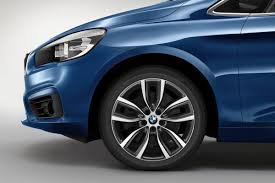can the m sport package polish the bmw 2 series active tourer