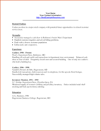Sample Resume For Retail Position by Example Resume Retail Free Resume Example And Writing Download