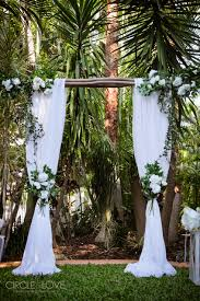 wedding arches coast enchanted forest wedding twilight ceremony