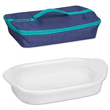 Bread Boxes Bed Bath And Beyond Corningware French White 3 Qt Baking Dish With Lid And Portable