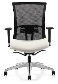 Office Chair Front Global Ergonomic Office Chair With Mesh Vion 6321 3