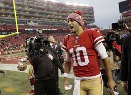 christmas gifts for 49ers fans 49ers it s all about garoppolo and it s all good right now san