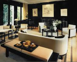 Art Deco Home Interior by Home Design Art Deco Bedroom Details Style Modern Interior Black