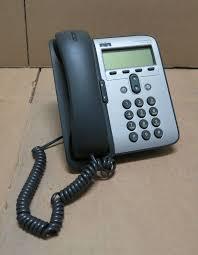 Cisco Desk Phone Ip Phone 7912 Cp 7912g A Voip Phone Desk Telephone U0026 Stand