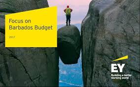 kpmg 2017 barbados budget commentary business barbados