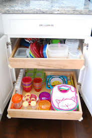 Kitchen Drawer Organization Ideas by 17 Best Tupperware Organization Images On Pinterest Kitchen