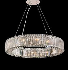 Dining Room Modern Chandeliers Modern Contemporary Wave Crystal Chandelier Pendant Montreal