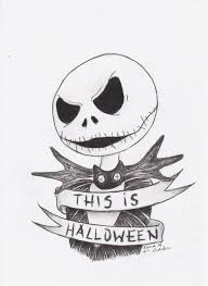 Halloween Jack Skeleton by Jack Skellington Halloween Tattoo Design By Sempeternally On