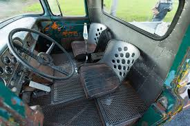 Vintage Ford Truck Seats - frankenford 1960 ford f 100 with a caterpillar diesel engine swap
