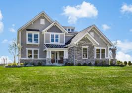 new single family homes in delaware oh nelson farms community