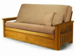 modern wooden sofa bed modern concept futon sofa beds and arizona
