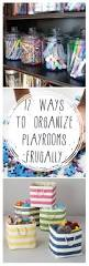 Diy Toy Storage Ideas Best 25 Playroom Organization Ideas On Pinterest Playroom Ideas